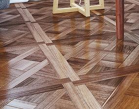 Floor coverings 02 herringbone 3D