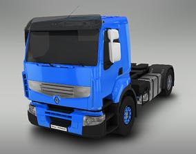 Renault Lander 4x2 Blue 3D model