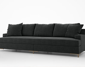 Christian Liaigre Don Juan sofa 3D