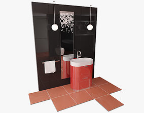 BathroomSet04 3D model