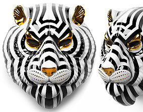 Animal Mask lladro model Tiger