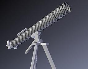 3D model Astronomic Telescope