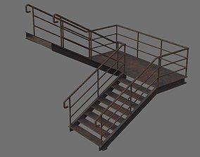 Stair 1C 3D model