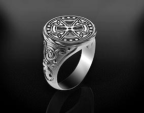man Men Celtic Ring 2 - 3D print model