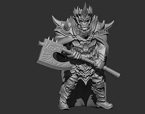 3dprintable 3D printable model Ork King