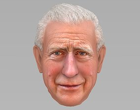 Prince Charles 3D model