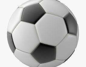 Soccer Ball sport 3D model
