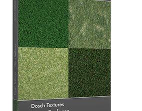 3D model Dosch Textures - Grass Surfaces