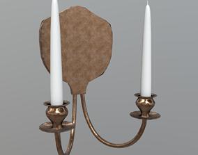 Candle Holder 3 3D model