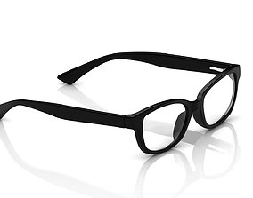 shoe Eyeglasses for Men and Women 3D print model