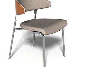 3D chair Loewenstein bistro