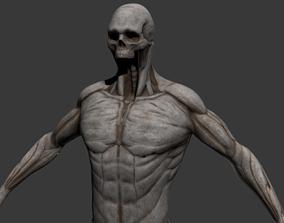 Undead Enemies 3D model