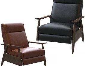 Comfort Pointe Solaris Leather armchair 3D model