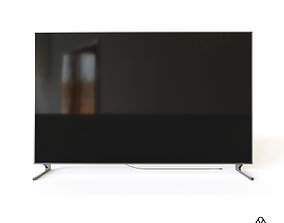 Smart TV 8K flat screen cycles 3D