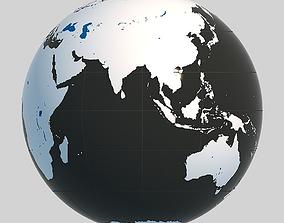 3D Globe 02