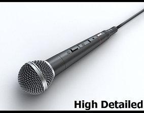 live 3D Microphone
