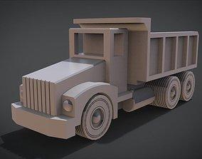 3D printable model Toy Dump Truck
