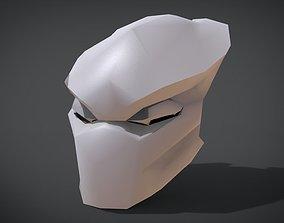Masque Predator 3D print model