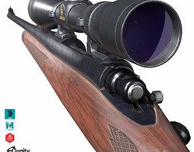 VR / AR ready Remington Model 700
