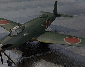 Yokosuka R2Y1 Keuin 3D