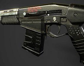 3D model Cyberpunk 2077 - Militech Crusher