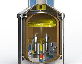3D Nuclear Reactor
