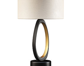 3D model Stella Table Lamp by CTO Lighting