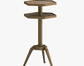 3D model Ramsa Tripod Table