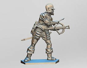 3D print model Conquistador 5