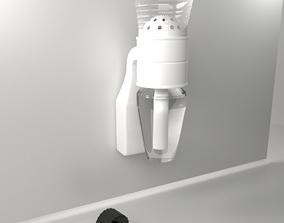 Fragrance Diffuser Plug with Empty Bulb 3D model
