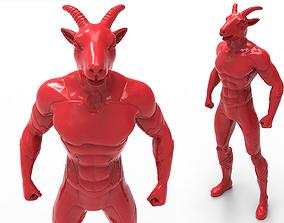 3D print model Animal Hero Of Goat