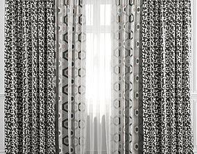 Curtain Set 39 3D