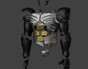 3D print model Genos Armor from One Punch Man