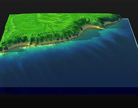 3D Island 3 cartoon