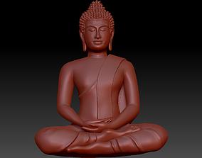 buddha samathi 3D print model