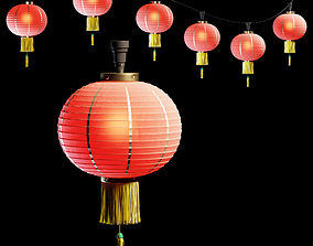 Chinese lantern 3D flashlight