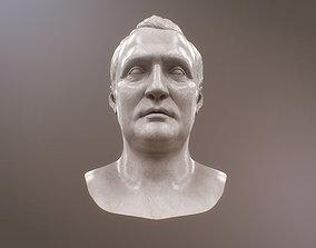 3D Napoleon Bonapart Bust