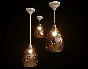 Vintage Ceiling Lamps 3D model