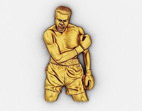 3D print model Boxer