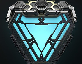 Mark 50 Arc Reactor Housing Unit for 3D print model