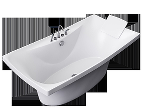 Bath Jacob delafon Escale 3D