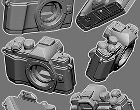 Camera Model- Olympus E-M10 Mark ii - Solid and