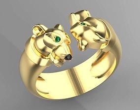 ring female cartier 3D print model