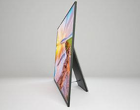 TV Sony Bravia OLED A1E 3D model
