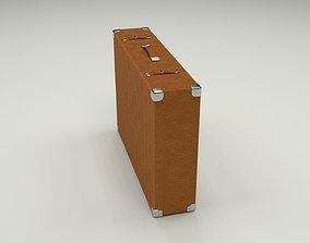 Suitcase 3D asset