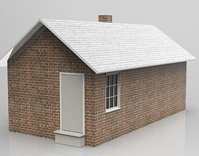 3D Small Cozy House