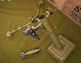 M2 Mortar 3D