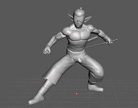 Fu Dragon Ball 3D Model