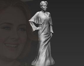 lopez Adele 3D printing ready stl obj formats