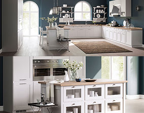 KITCHEN Scavolini 3D asset